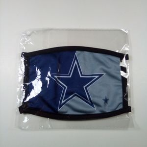 Dallas Cowboys Facemask